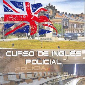 Curso de Inglés Online policial (dto. a colectivos)