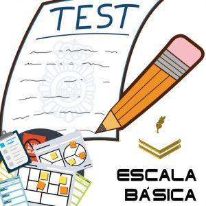 Curso Online Intensivo de test para acceso a Escala Básica 2020/21